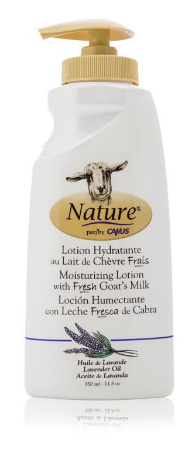 Image of Moisturizing Lotion Lavender Oil