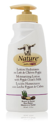 Image of Moisturizing Lotion Shea Butter