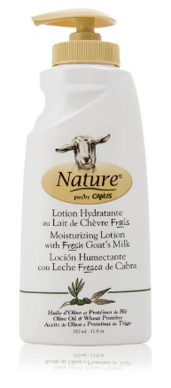 Image of Moisturizing Lotion Olive Oil & Wheat Proteins