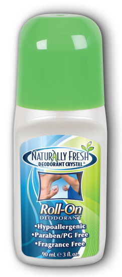 Image of Naturally Fresh Deodorant Crystal Roll-On Fragrance Free