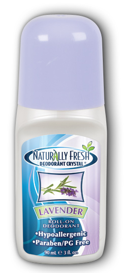 Image of Naturally Fresh Deodorant Crystal Roll-On Lavender