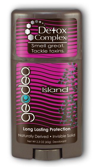 Image of Geo Deo Deodorant Wide Stick Tropical Breeze