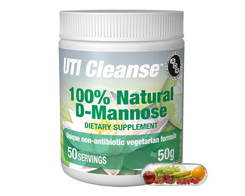 Image of UTI Cleanse D-Mannose Powder