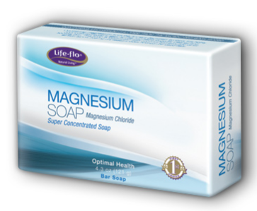 Image of Bar Soap Magnesium (Fragrance Free)