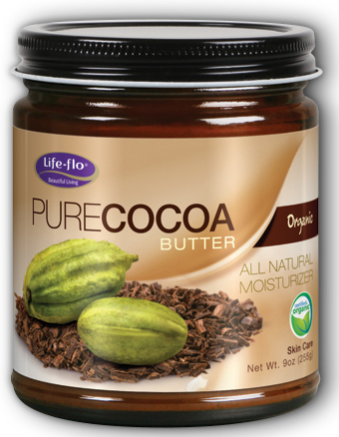 Image of Body Butter Pure Cocoa Butter Organic