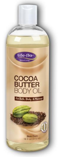 Image of Body Care Cocoa Butter Body Oil (Coconut)