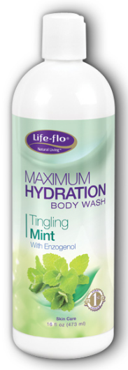 Image of Body Car Maximum Hydration Body Wash Tingling Mint