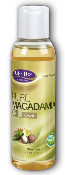 Image of Carrier Oil Pure Macadamia Oil Organic
