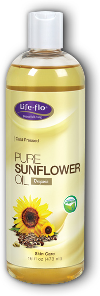 Image of Carrier Oil Pure Sunflower Oil Organic