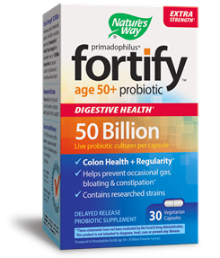 Image of Primadophilus Fortify Age 50+ probiotic 50 Billion