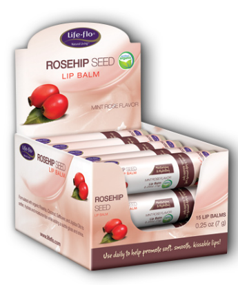 Image of Lip Balm Rosehip Seed Lip Balm (Mint Flavor)