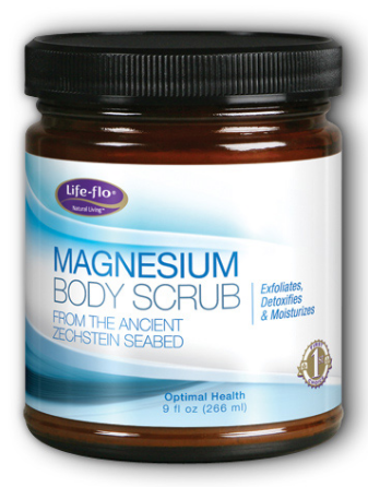 Image of Magnesium Body Scrub (Gel)