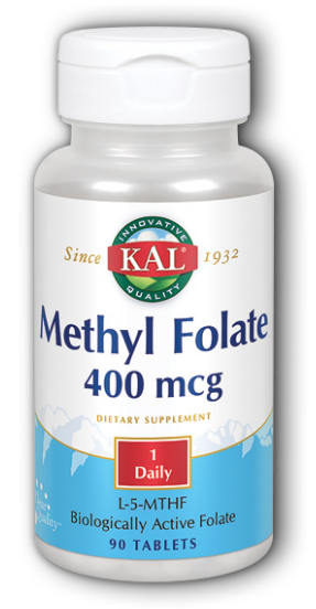 Image of Methy Folate 400 mcg