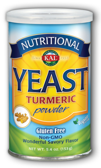 Image of Nutritional Yeast Turmeric Powder