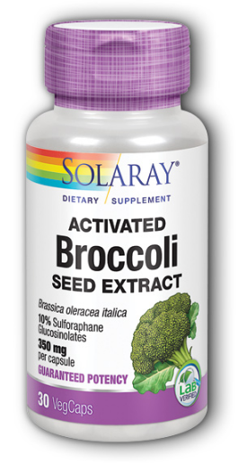 Image of Activated Broccoli Seed Extract 350 mg