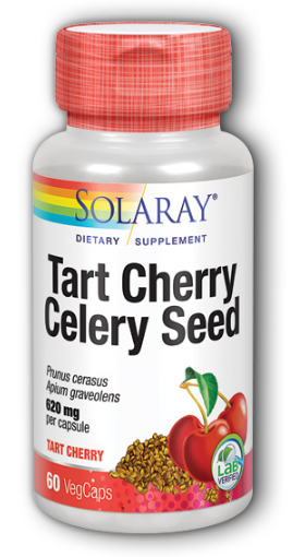 Image of Tart Cherry & Celery Seed 500/120 mg