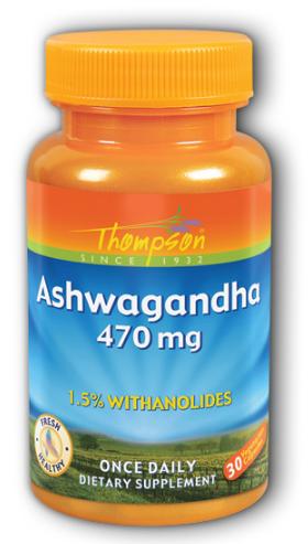 Image of Ashwagandha 470 mg