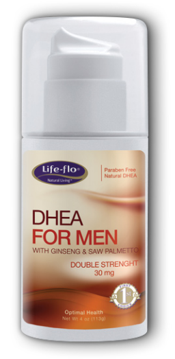 Image of DHEA Cream for Men Pump