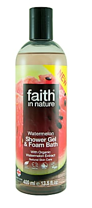 Image of Watermelon Shower Gel & Bath Foam