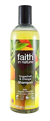 Image of Grapefruit & Orange Shampoo