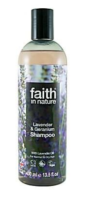 Image of Lavender & Geranium Shampoo