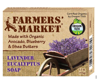 Image of Bar Soap Lavender & Eucalyptus