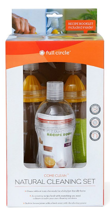 Image of Come Clean Natural Cleaning Set