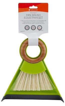 Image of Tiny Team Mini Brush & Dust Pan Set