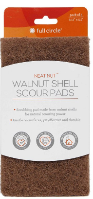 Image of Neat Nut Walnut Shell Scour Pads