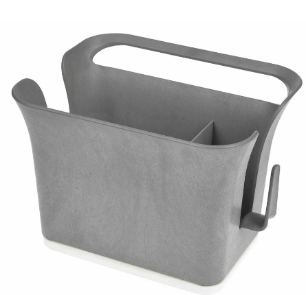Image of Bright Bin Sink Caddy Graphite