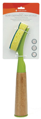 Image of Suds Up Soap-Dispersing Dish Sponge
