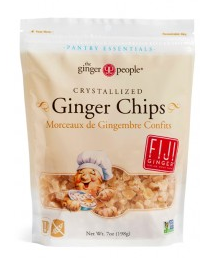 Image of Crystallized Ginger Chips