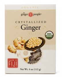 Image of Crystallized Ginger Organic