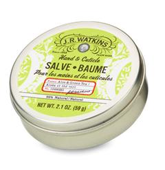 Image of Hand & Cuticle Salve Aloe & Green Tea