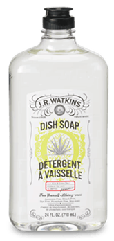 Image of Dish Soap Aloe & Green Tea
