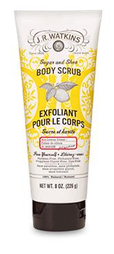 Image of Body Scrub Lemon
