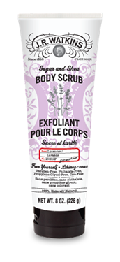 Image of Body Scrub Lavender