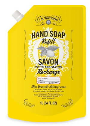 Image of Hand Soap Refill Liquid Lemon