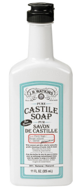 Image of Castille Soap Liquid Clary Sage