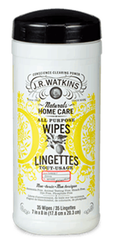 Image of All Purpose Wipes Lemon