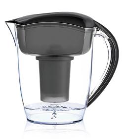 Image of Alkaline Water Pitcher Black