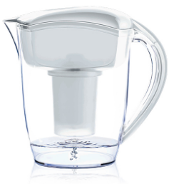 Image of Alkaline Water Pitcher White