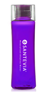 Image of Tritan Water Bottle 20 oz Purple