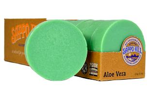 Image of Glycerine Soap Aloe Vera