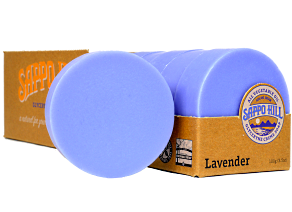 Image of Glycerine Soap Lavender
