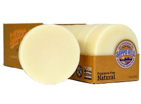 Image of Glycerine Soap Natural Fragrance-Free