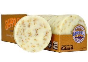 Image of Glycerine soap Oatmeal Fragrance-Free