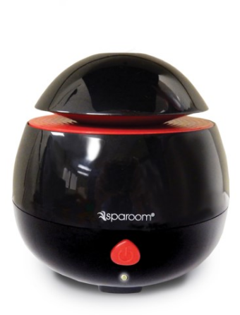 Image of AromaPod Ultrasonic Diffuser Black
