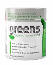 Image of Greens Organic Superfood Powder