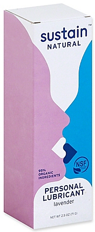 Image of Personal Lubricant Lavender